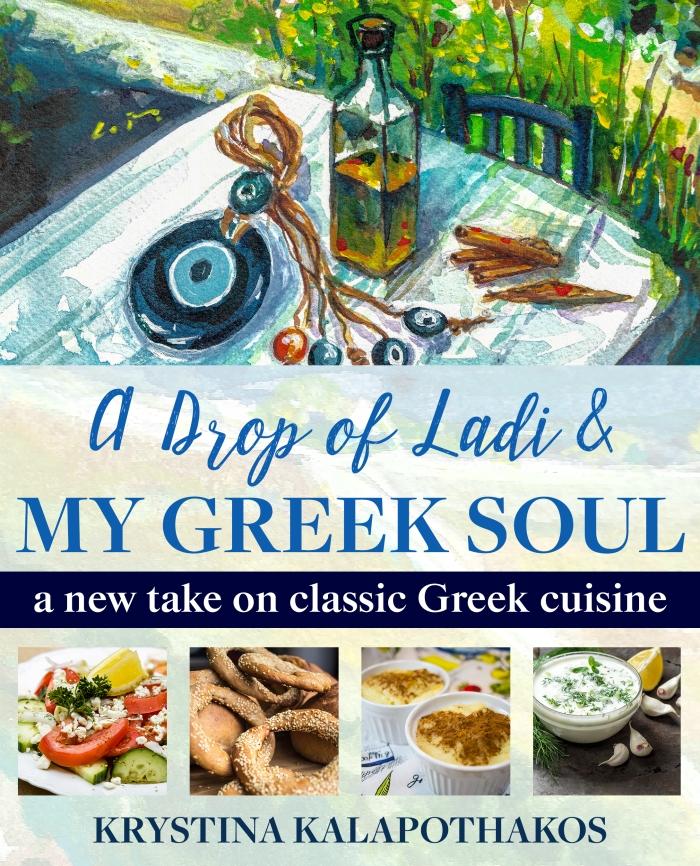 A Drop of Ladi & My Greek Soul | Kouzounas Kitchen