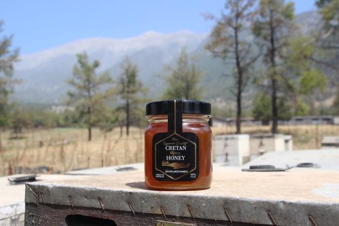 Saviolakis Family Cretan Thyme Honey.#1 (2)